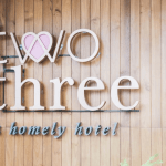 Two Three A Homely Hotel ASQ